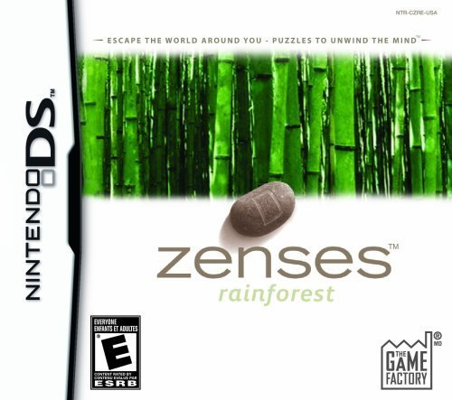 Nintendo Ds Zenses Rainforest Edition