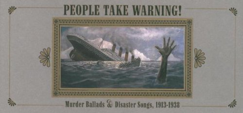 People Take Warning! People Take Warning! 3 CD Set