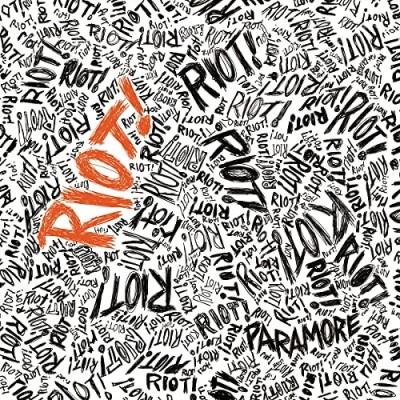 Paramore/Riot! (FBR 25th Anniversary silver vinyl)