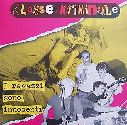 klasse-kriminale-i-ragazzi-sono-innocenti-ltd-500-rsd-2021-exclusive