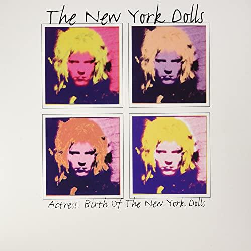 new-york-dolls-actress-the-birth-of-the-new-york-dolls-pink-vinyl-ltd-500-rsd-2021-exclusive