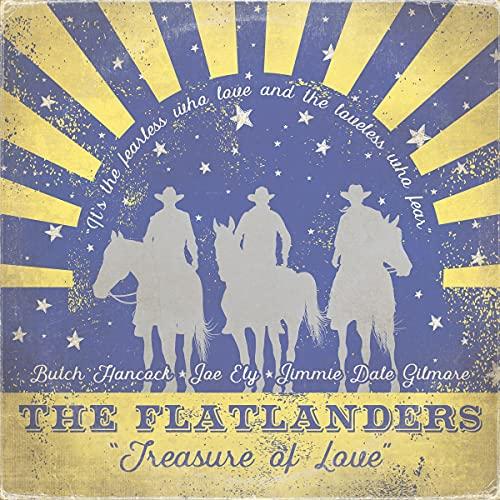 The Flatlanders/Treasure Of Love@2 LP