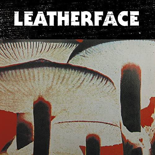 Leatherface/Mush (WHITE VINYL, INDIE EXCLUSIVE)@w/ download card