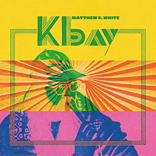Matthew E. White/K Bay (GREEN VINYL, INDIE EXCLUSIVE)@2LP w/ download card