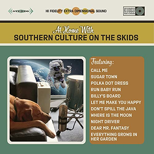 Southern Culture On The Skids/At Home With Southern Culture On The Skids
