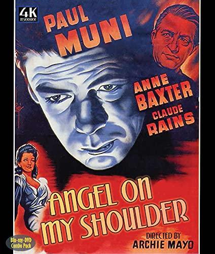 Angel On My Shoulder/Angel On My Shoulder@Blu-Ray/DVD