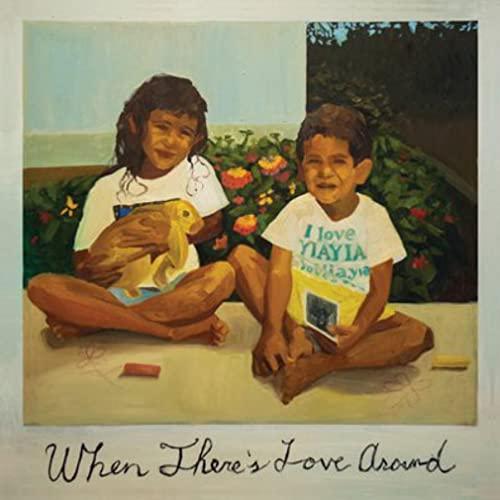 Kiefer/When There's Love Around (BLUE & YELLOW VINYL, INDIE EXCLUSIVE)@2LP