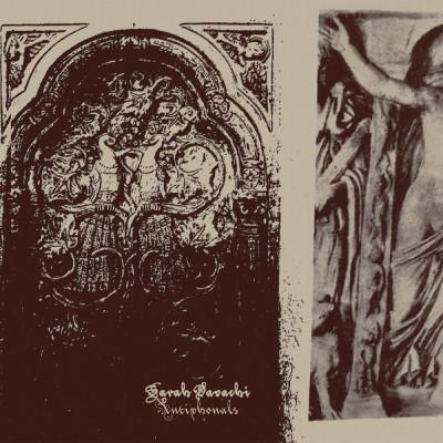 Sarah Davachi/Antiphonals (INDIE EXCLUSIVE, SILVER VINYL)@w/ download card