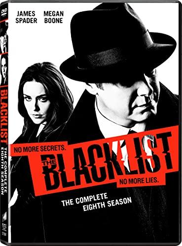 Blacklist/Season 8@5 DVD/WS 1.78/Dol Dig 5.1