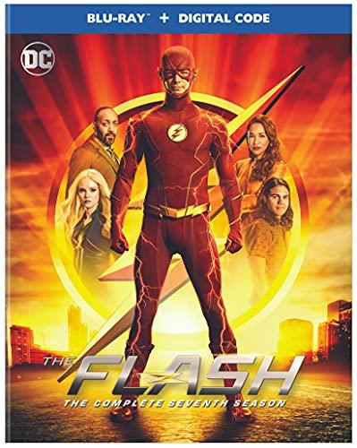 Flash/Season 7@Blu-Ray/Digital/3 Disc/18 Episodes