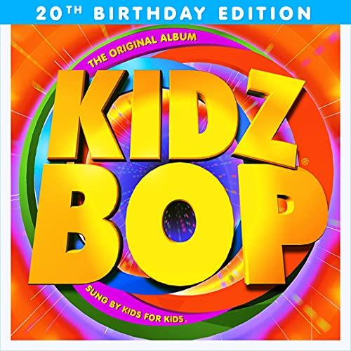KIDZ BOP Kids/KIDZ BOP 1 (Blue Vinyl)@20th Birthday Edition