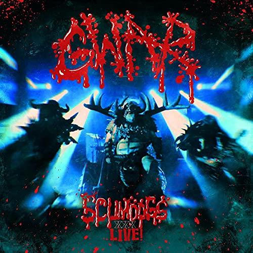GWAR/Scumdogs XXX Live@2LP