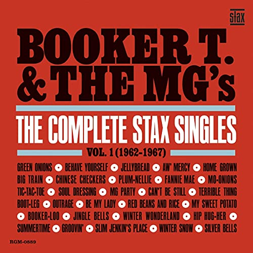 Booker T. & the MG's/The Complete Stax Singles Vol. 1 (1962-1967) (Red Vinyl)@2LP