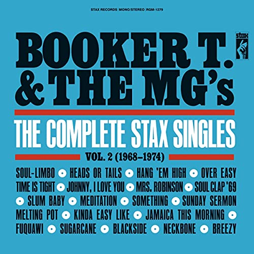Booker T. & the MG's/The Complete Stax Singles Vol. 2 (1968-1974)