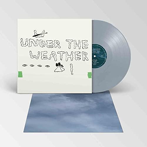 Homeshake/Under The Weather (Grey Vinyl)@Amped Exclusive