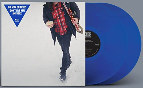 The War On Drugs/I Don't Live Here Anymore (Blue Translucent Vinyl)@2LP