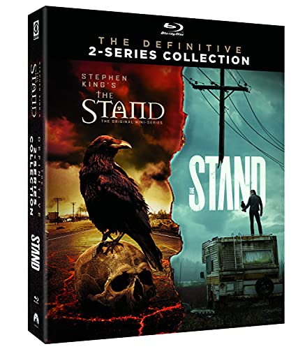 Stand (Stephen King's)/Stand (Stephen King's)@2020 Limited Series/Blu-Ray/2-Pack/4 Disc@NR