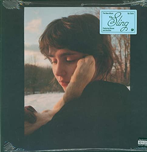 clairo-sling-dark-green-vinyl-indie-exclusive-lp