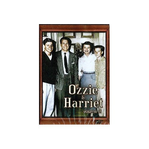 Ozzie & Harriet Volume 2 [slim Case]