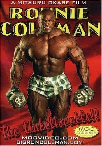 Ronnie Coleman Unbelievable Clr Nr