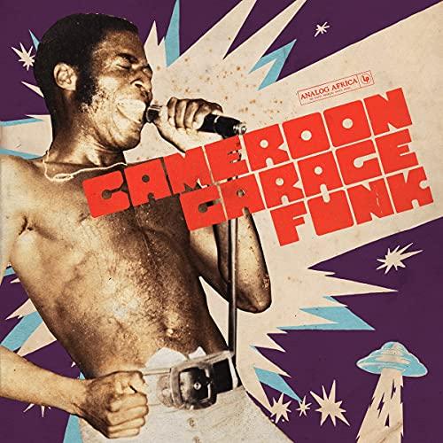 Cameroon Garage Funk/Cameroon Garage Funk@2LP w/ DL card