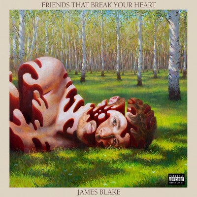 James Blake/Friends That Break Your Heart (CD w/ Autographed Booklet)@Indie Exclusive