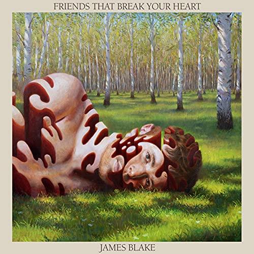 James Blake/Friends That Break Your Heart@Explicit Version