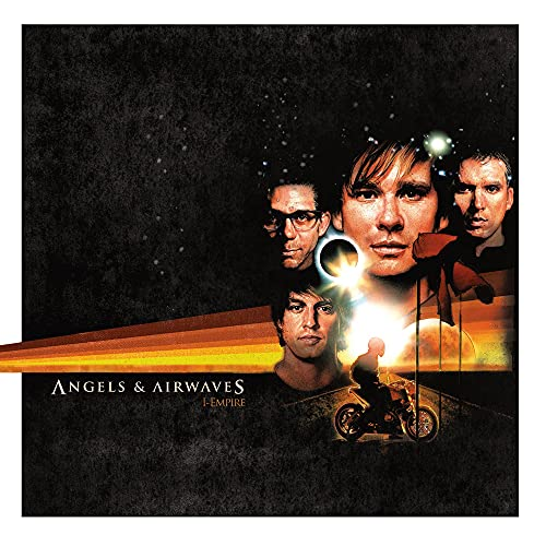 Angels & Airwaves/I-Empire@2 LP