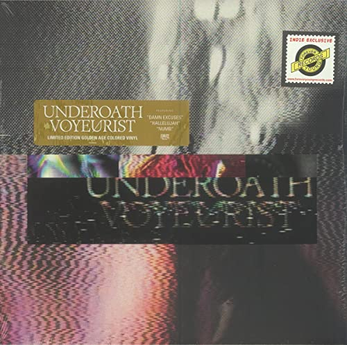 Underoath/Voyeurist (Golden Age Vinyl)@Indie Exclusive