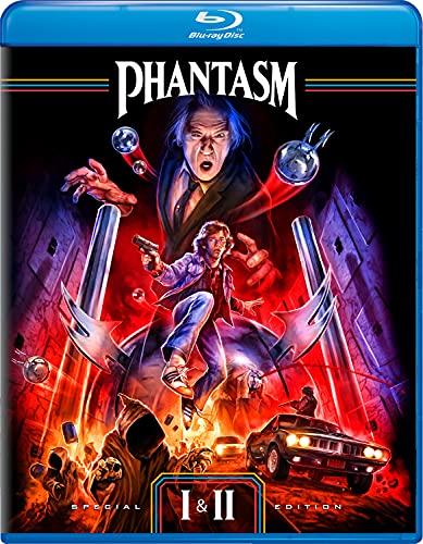 Phantasm I & II Special Edition/Phantasm I & II Special Edition@W/Collectible Poster/Blu-Ray/2 Discs