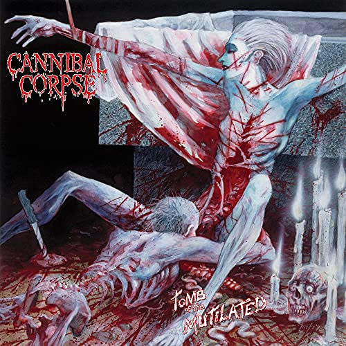 Cannibal Corpse/Tomb Of The Mutilated