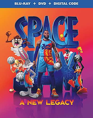 Space Jam-A New Legacy/Space Jam-A New Legacy@Blu-Ray/DVD/Digital/2021/2 Disc/O-Sleeve