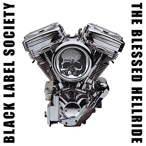 Black Label Society/Blessed Hellride@Amped Exclusive