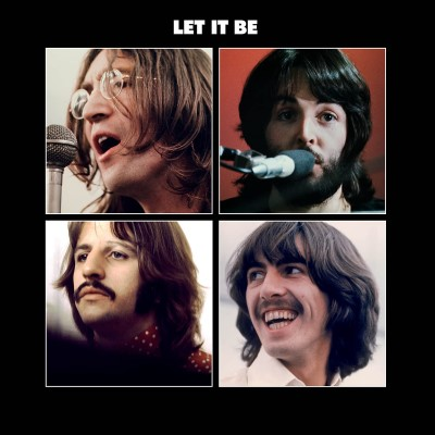 The Beatles/Let It Be Special Edition@LP