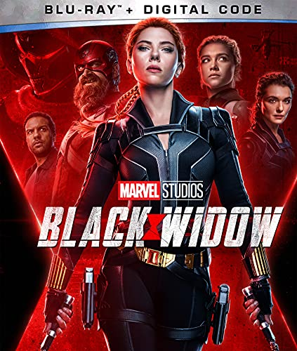 Black Widow/Johansson/Pugh/Harbour@Blu-Ray/DC@PG13