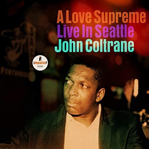 John Coltrane/A Love Supreme: Live In Seattle@2 LP