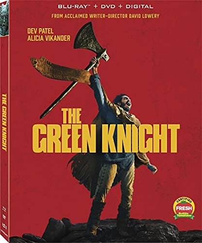 Green Knight/Green Knight@BR/DVD/W-Digital@R