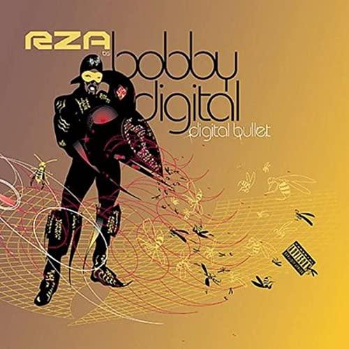 RZA as Bobby Digital/Digital Bullet (Translucent Yellow Vinyl)@2 LP