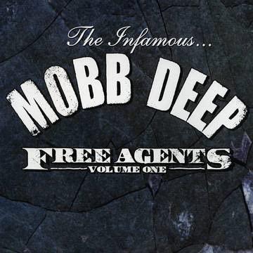 Mobb Deep/Free Agents (Smoky Clear Vinyl)@2 LP