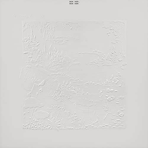 Bon Iver/Bon Iver (10th Anniversary Edition)@White Vinyl 2LP