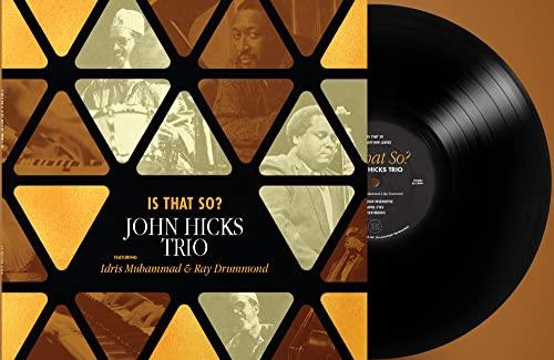 John Hicks Trio/Is That So?@RSD Black Friday@2LP