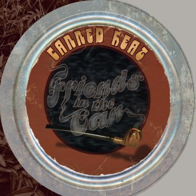 Canned Heat/Friends In The Can (Tobacco Brown Vinyl)@RSD Black Friday Exclusive/Ltd. 2000