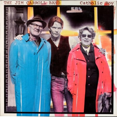 The Jim Carroll Band/Catholic Boy (Deluxe)@2LP@RSD Black Friday Exclusive/Ltd. 1500