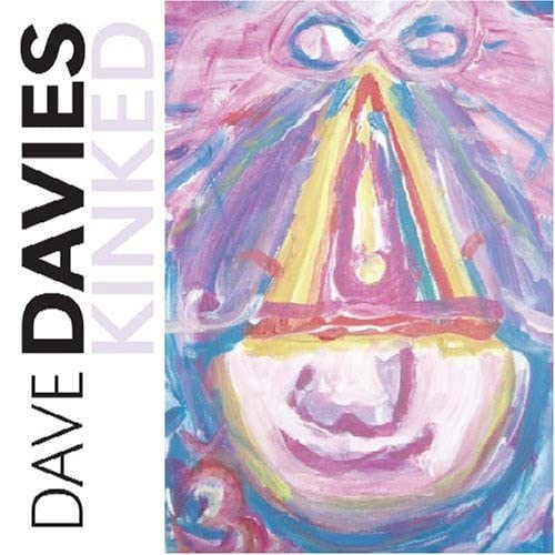 Dave Davies/Kinked (Color Vinyl)@2LP@RSD Black Friday Exclusive