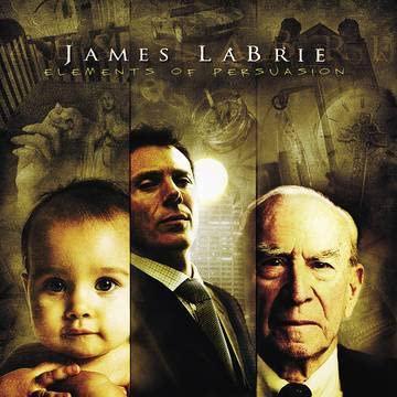 James LaBrie/Elements Of Persuasion (Yellow Vinyl)@2LP@RSD Black Friday Exclusive/Ltd. 1000