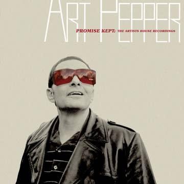 Art Pepper/Promise Kept: The Artist House Albums@4LP@RSD Black Friday Exclusive/Ltd. 400
