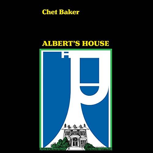 Chet Baker/Albert's House@RSD Black Friday Exclusive/Ltd. 1300