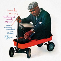 Thelonious Monk Septet/Monk's Music (Red Vinyl)@180g/Numbered@RSD Black Friday Exclusive/Ltd. 1000 USA