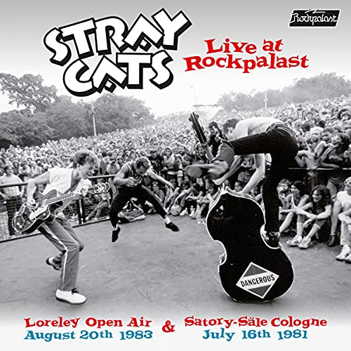 Stray Cats/Live At Rockpalast (Silver Vinyl)@3LP 180g@RSD Black Friday Exclusive/Ltd. 4000