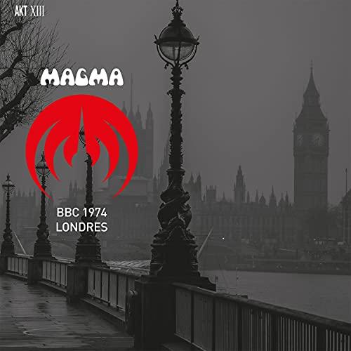 Magma/BBC 1974 Londres (Silver Vinyl)@2LP 180g@RSD Black Friday Exclusive/Ltd. 2500